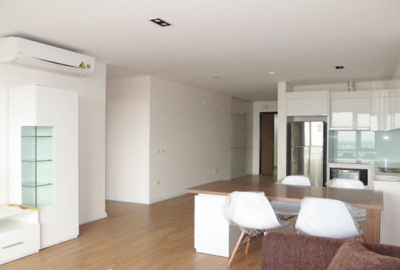 Long Bien apartment for rent in Mipec Riverside 2 bedrooms furnished