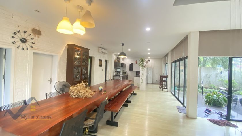 Long Bien house to rent next to Hanoi French school