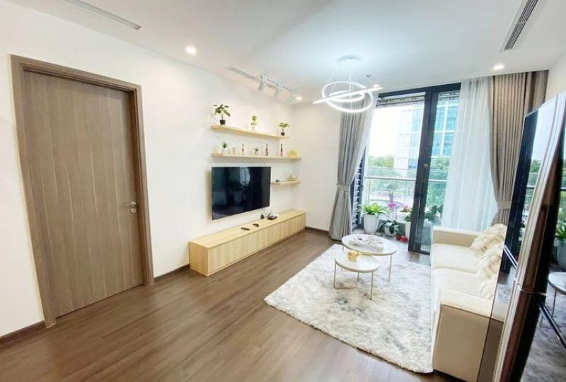 Lovely apartment to rent Vinhomes Symphony with 2 bedrooms