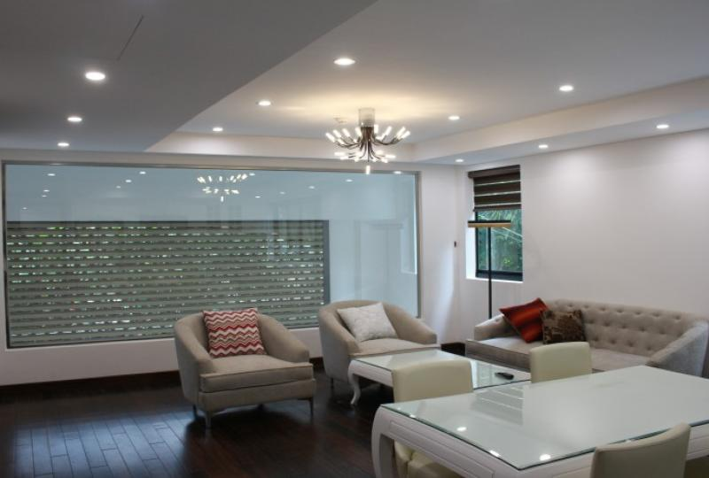 Luxurious one bedroom apartment in To Ngoc Van area with bathtub