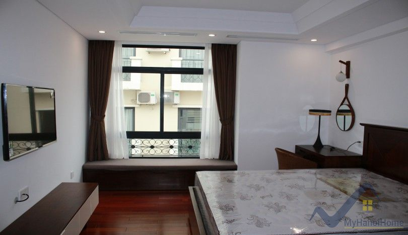 Luxury 02 beds 02 baths apartment in Tay Ho rental Hanoi