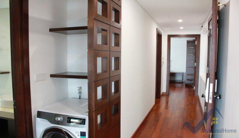 Luxury 02 beds 02 baths apartment in Tay Ho rental Hanoi
