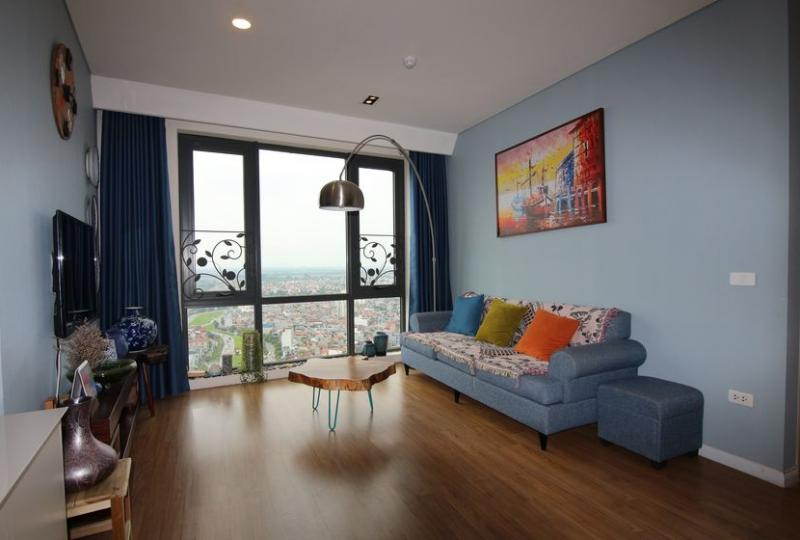 Mipec Long Bien apartment 2 bedrooms with River view