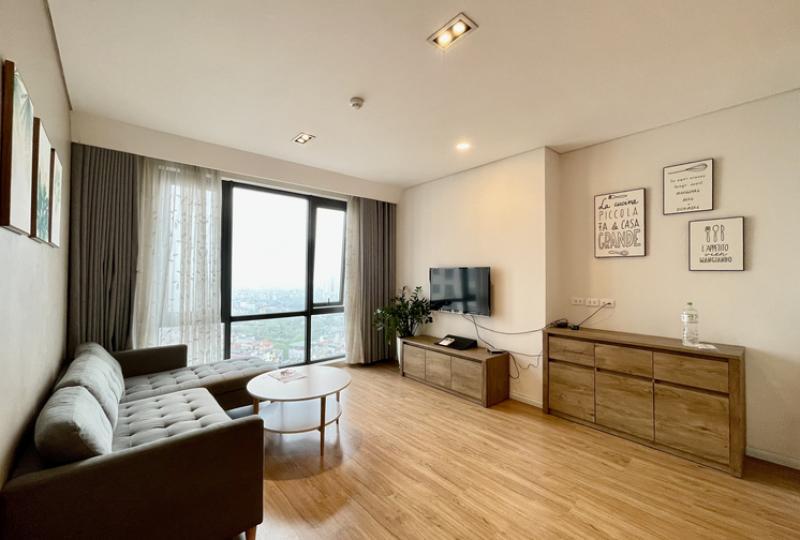 Mipec Long Bien apartment rent with 2 bedrooms, 2 bathrooms