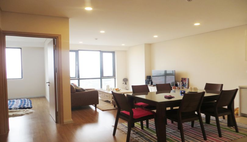 MIPEC Long Bien Apartment to rent in Mipec Riverside, 2 beds