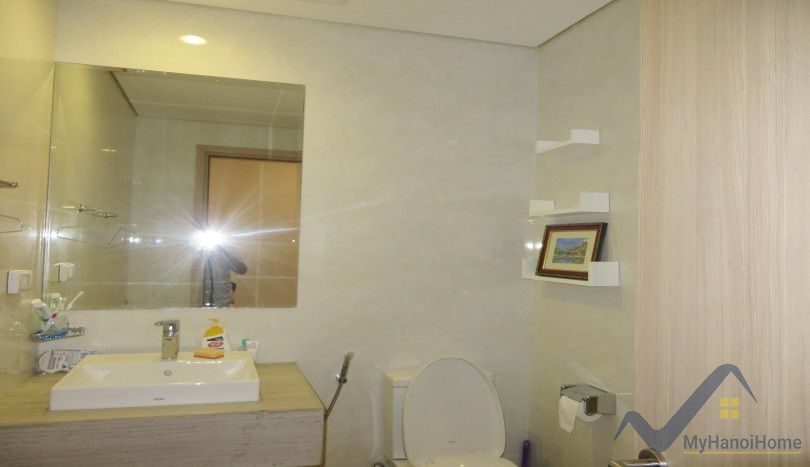 MIPEC Long Bien tower 3 bedroom apartment furnished to rent