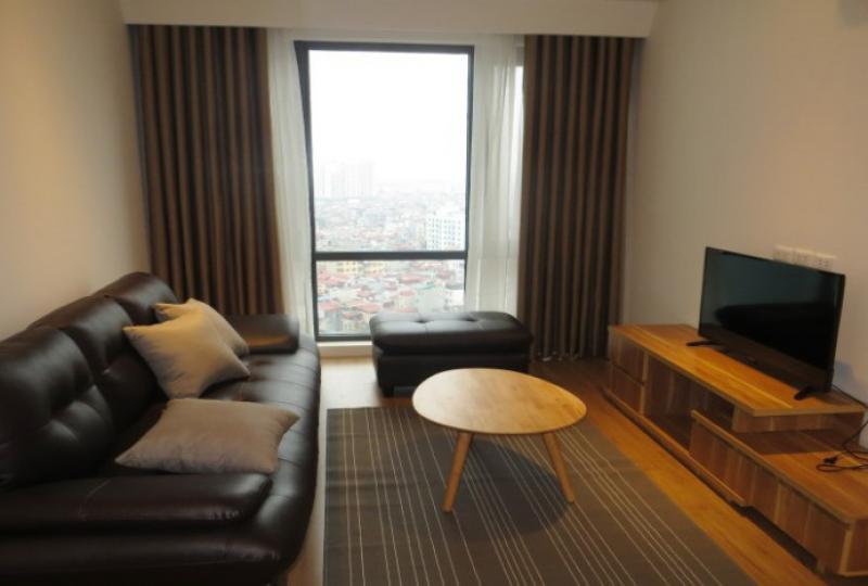 Mipec Riverside 2 bedroom apartment to rent with lake view