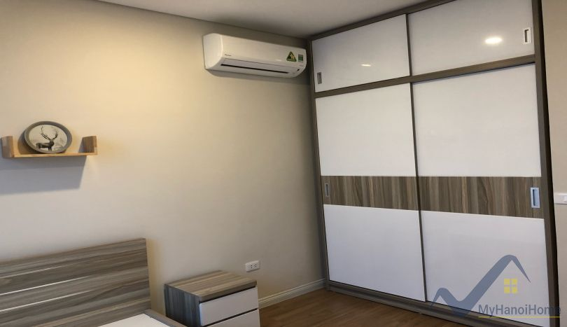 Mipec Riverside apartment to rent Long Bien 1 two bedrooms furnished