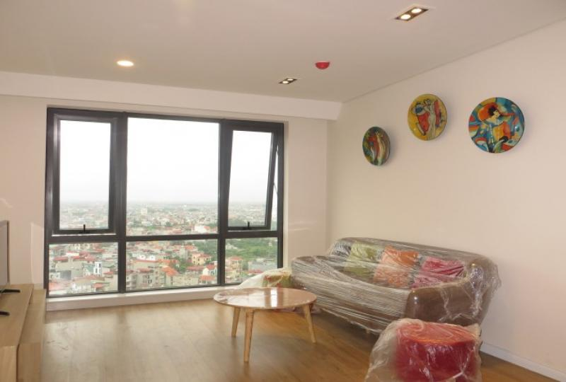 Mipec Riverside apartment with Red river view, 2 beds 84 sqm