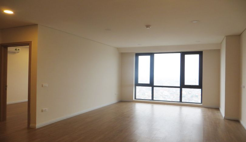 Mipec Riverside unfurnished apartment for rent 02 beds 02 showers 80m2