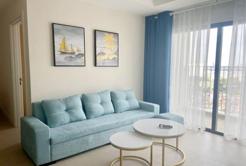 Modern furnished 02 bedroom apartment in Kosmo Tay Ho