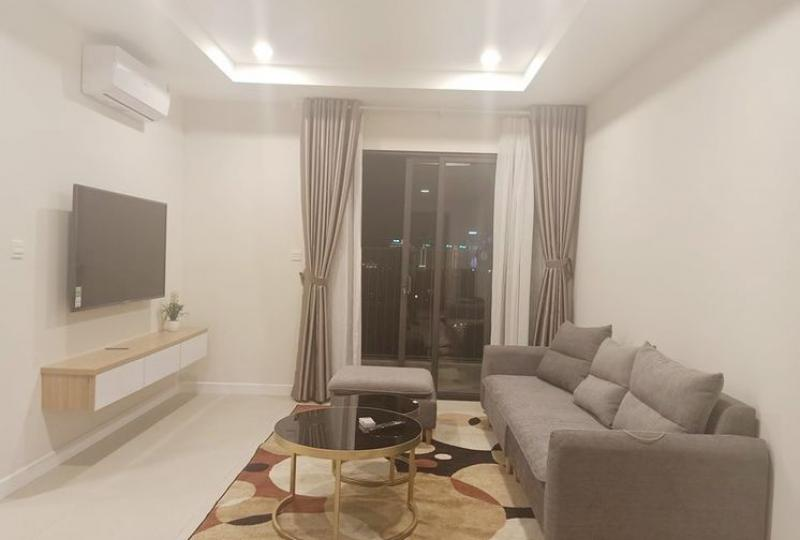 Modern furnished apartment in Kosmo for rent with 02 bedrooms