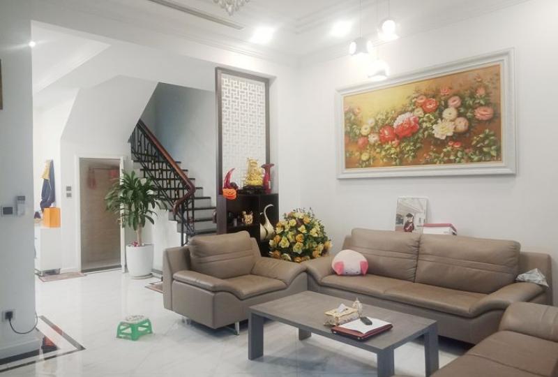 Mordern Vinhomes Harmony house rental with 03 bedrooms