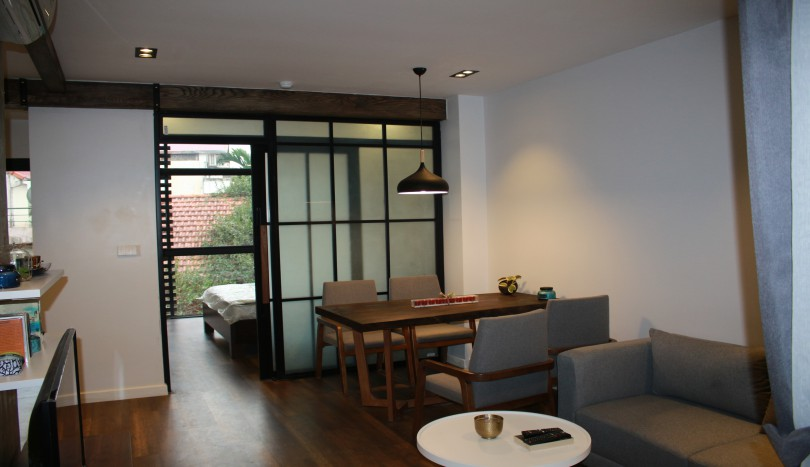 New 1br apartment in Dang Thai Mai Tay Ho to rent