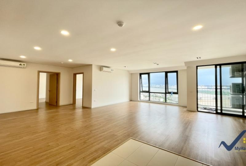 New apartment to rent in Mipec Riverside, unfurnished or furnished