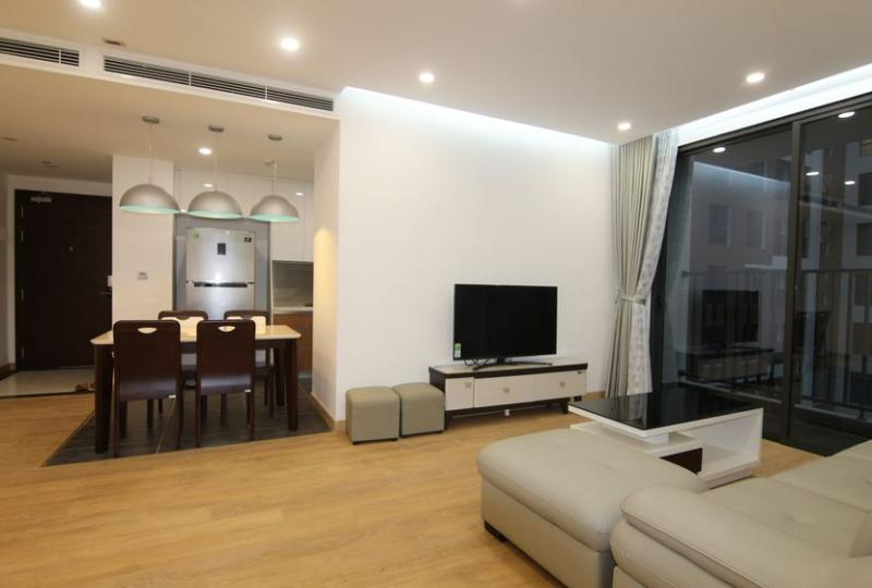 New furnished 2 bedroom 6 Element apartment for rent