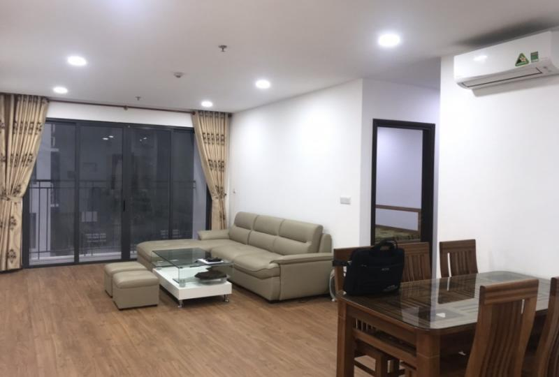 New furnished apartment in Ngoai Giao Doan with 2 bedrooms