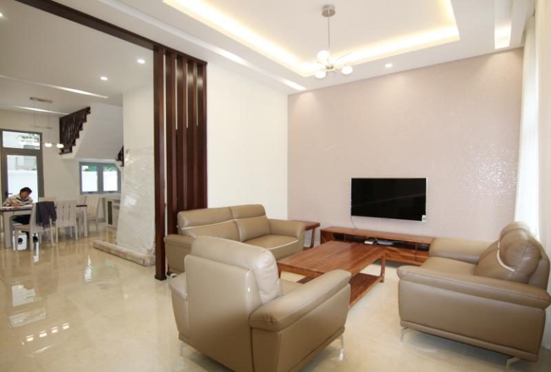 New furnished villa in Harmony Hanoi for lease 3 bedrooms
