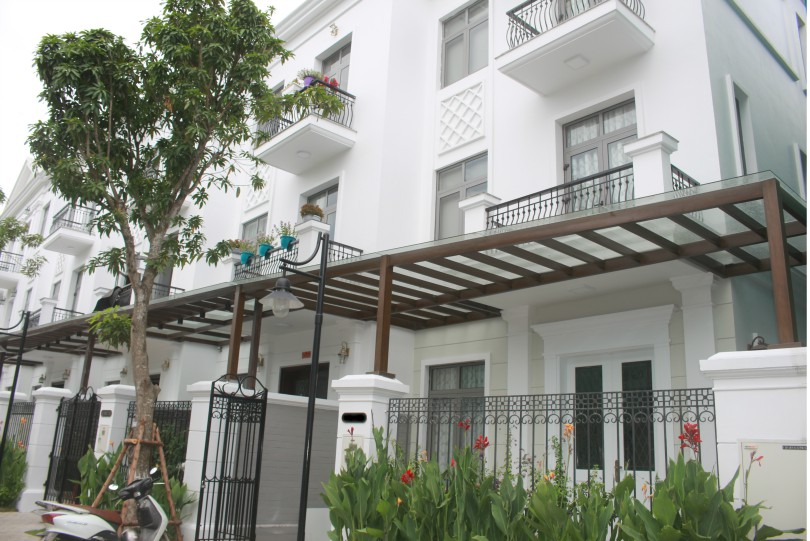 New furnished villa in The Harmony with 3 bedrooms to rent