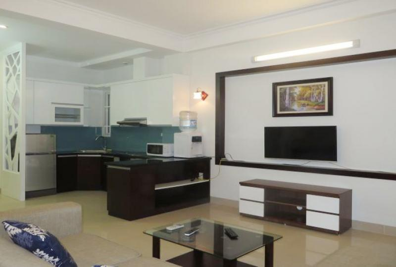 Nice interior 1 bedroom apartment for rent in Tay Ho