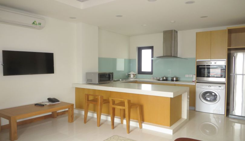 Nice interior designed 1 bedroom apartment to let in Tay Ho