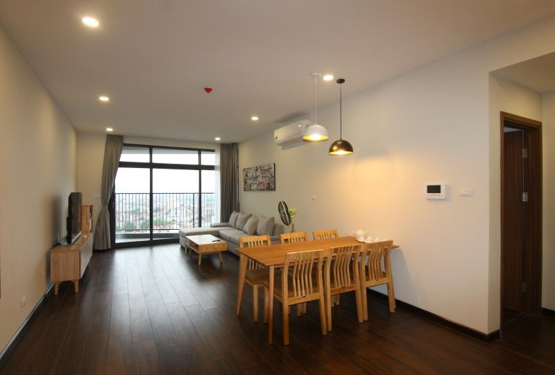 Nice view furnished 4 bedroom apartment to rent at Discovery Complex