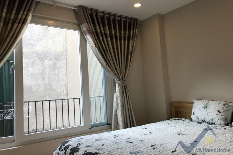 One bedroom apartment in Dang Thai Mai Tay Ho for rent