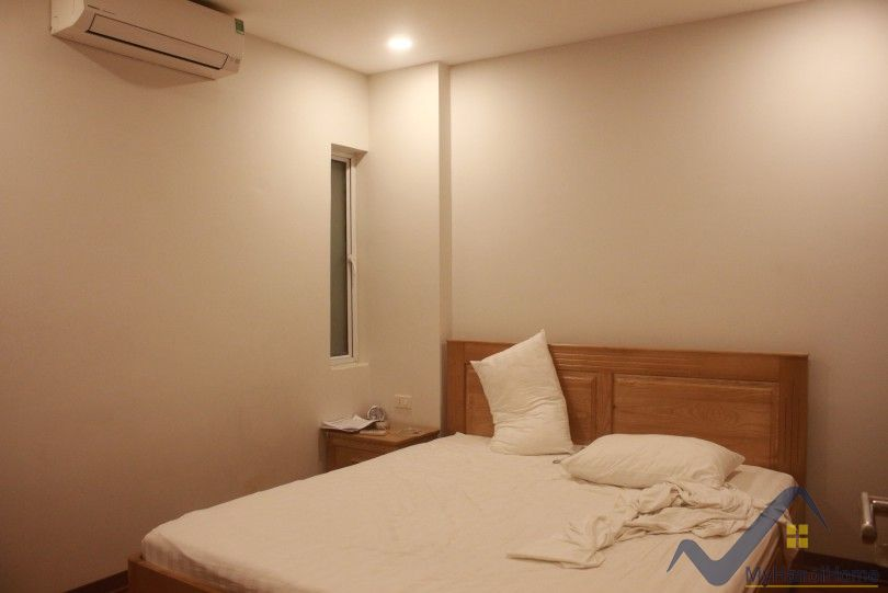 One bedroom apartment to rent in Truc Bach Hanoi
