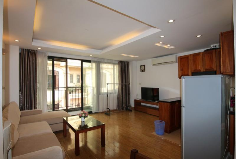 Open reception apartment in Hoan Kiem district Hanoi 1 bedroom