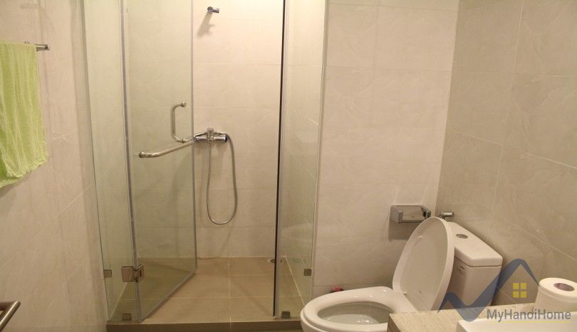 Oustanding two bedrooms Mipec Riverside apartment for rent furnished