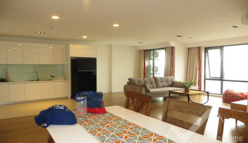 Partly furnished 3 bedroom apartment to rent in mipec riverside for 3 bedroom apartments in riverside ca