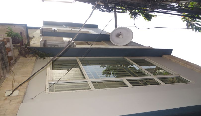 Quiet alley Tay Ho 2 bedroom house to rent, fully furnished
