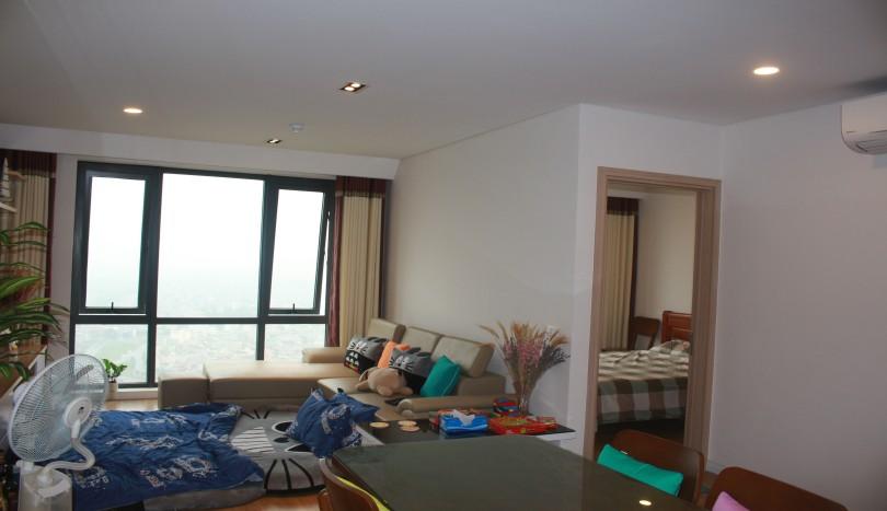Red river view 2BR Mipec Long Bien apartment for rent