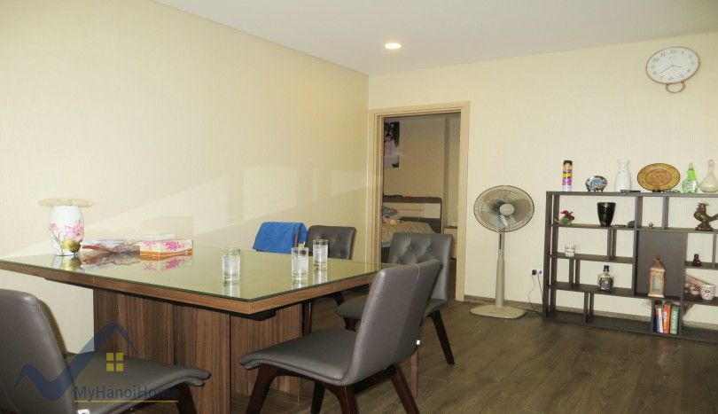 Red river view apartment in mipec riverside 3 bedrooms furnished for 3 bedroom apartments in riverside ca