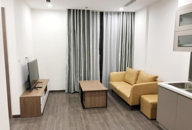 Rent 01 bedroom apartment at Vinhomes Symphony Long Bien