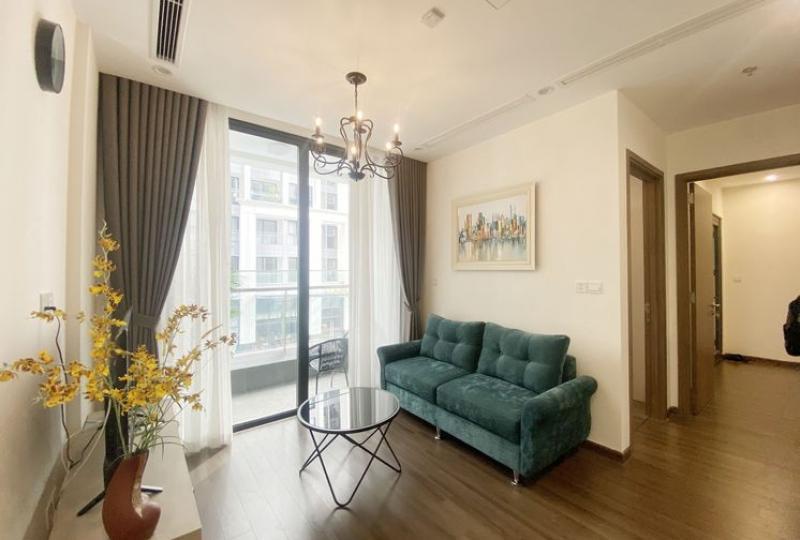 Rent 02bed 01bath apartment at Vinhomes Symphony Long Bien