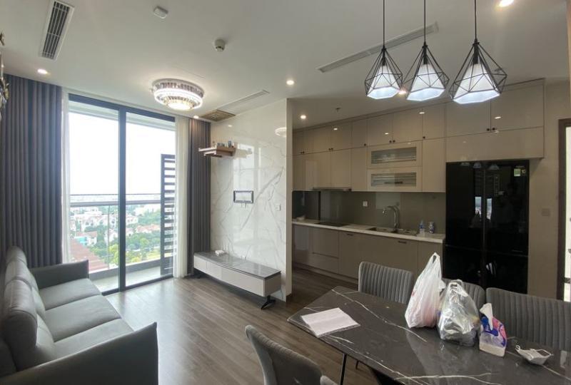 Rent 3bed apartment in Vinhomes Riverside Symphony furnished