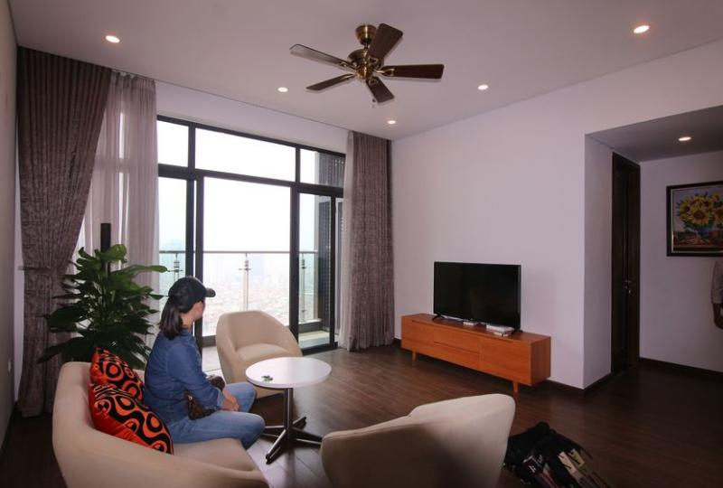 Rent apartment at Sun Grand City Ancora Two bedrooms furnished