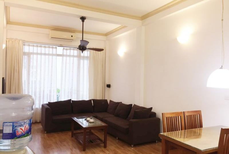 Rent apartment in Hai Ba Trung Hanoi with 01 bedroom