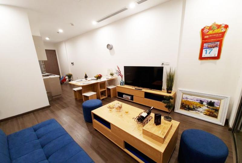 Rent apartment in Vinhomes Symphony Long Bien 2BR 1Bath