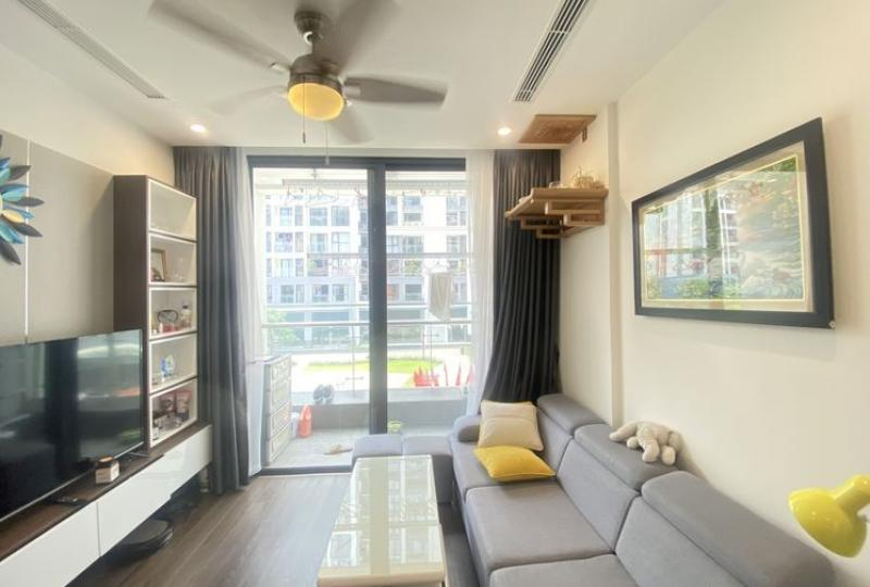 Rent apartment Vinhomes Symphony with 2 bed 01 bath furnished