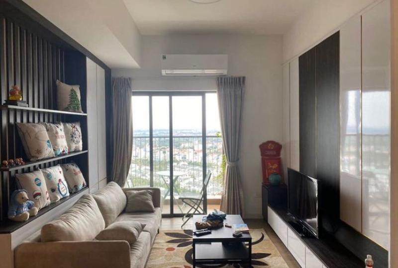 Rent furnished 03 bedroom apartment in Westbay Ecopark