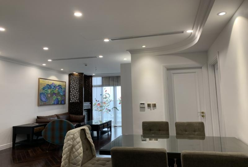 Rent furnished 3 bedroom apartment at Sun Grand City Ancora