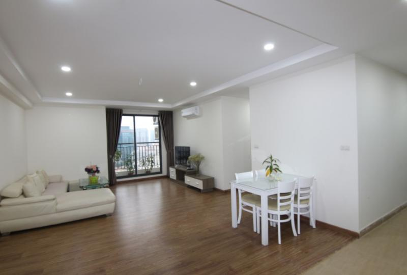 Rent furnished 3 bedroom apartment in Ecolife Tay Ho Vo Chi Cong