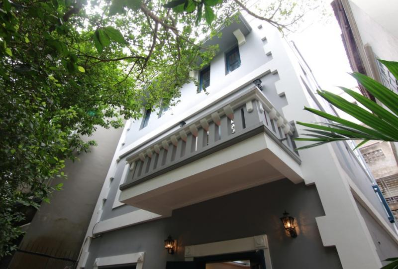 Rent house in Long Bien close to LFAY school Hanoi