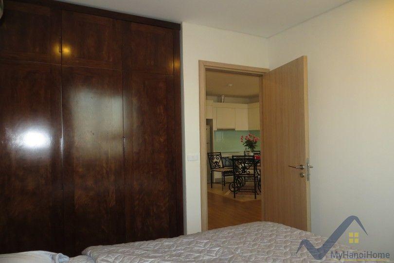 Rent Mipec Long Bien apartment with 2 bedrooms river view