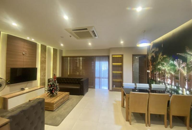 Rent modern 2 bedroom 2 bathroom apartment in Hoan Kiem