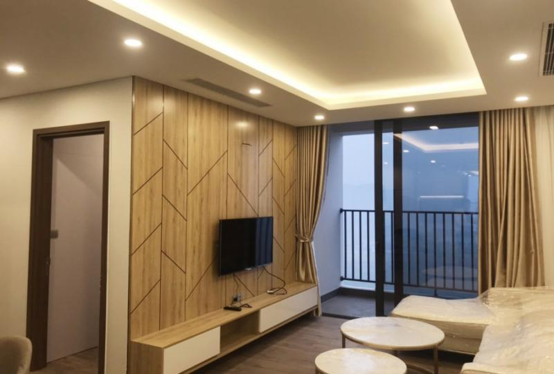 Rent Ngoai Giao Doan 2 bedroom apartment with fully furnished