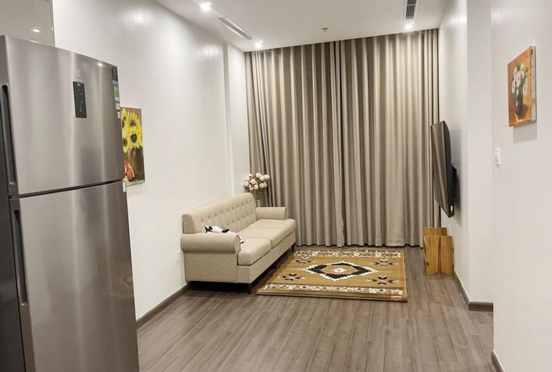 Rent Vinhomes Symphony apartment with 2 bedrooms 2 bathrooms