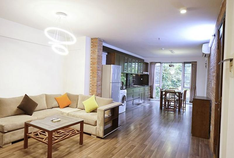 Rental 01 bedroom apartment to rent in Dang Thai Mai Tay Ho